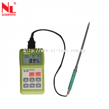 NL 5062 X / 002 - Multi Purpose Mositure Meter