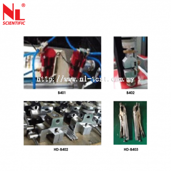 NL 6000 X - Tensile Optional Accessories