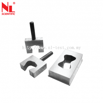 Tensile Jaws ��8�� Shape and Briquette Mould - NL 3038 X / 001