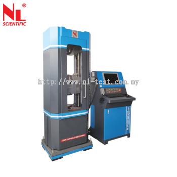 Electro-Hydraulic Servo Control Universal Testing Machine 2000kN - NL 6000 X / 016H