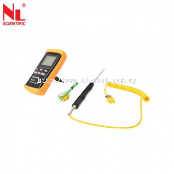 Handheld Thermometer cw Penetration Probe - NL 7034 X / 025