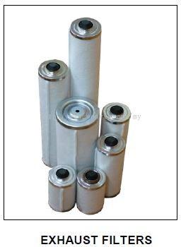 Exhaust Filter (Oil Separator)