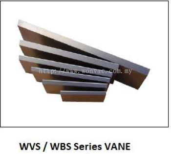 WVS / WBS Series Vane