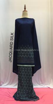 Jacquard Silk SEPASANG 4METER RM 69.90