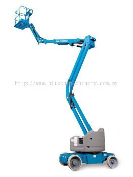 Articulating Boom Lift Z-40/23 N and Z-40/23 N RJ