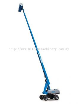 Telescopic Boom Lift S-80 XC and S-85 XC