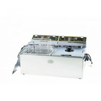 Deep Fryer Timer-Double Electric-DFT-6000