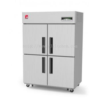 Redor 4 Door Upright Chiller / Freezer