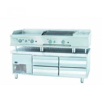 Modelux Chefbase 1500 + Top