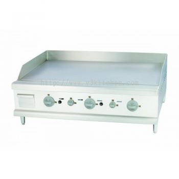 MSM Hot Plate Gas Griddle-HP-1004
