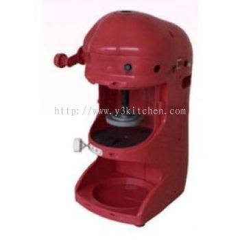 FRESH ICE SHAVER MACHINE PDO-B (RED)