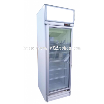 LINDEN - Commercial display 1 heater glass door chiller