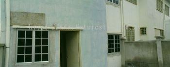 Construction Aluminium Powder Coating Window