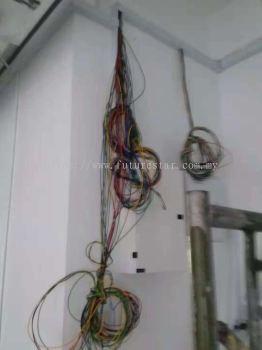 Construction Wiring Work