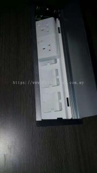 Commercial Office Table Socket Power Point
