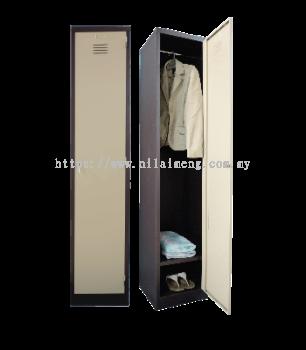 1 Compartments Steel Locker S114/D