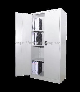 Full Height Cupboard With Steel Swinging Door S118