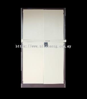 Full Height Cupboard with Swinging Door+Locking Bar S118 LB