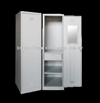1 Compartment Steel Locker SCM-0002