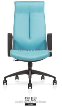 Hemera High Back Chair PRE - 01 N