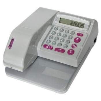 Cheque Writer Machine