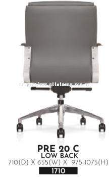 Aion Low Back Chair PRE-20 C