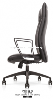 Achlys High Back Chair PRE-22N