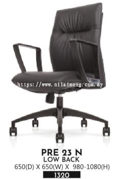 Achlys Low Back Chair PRE-23N