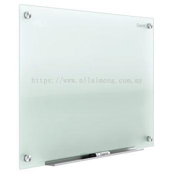 FRAMELESS GLASS WRITING PANEL