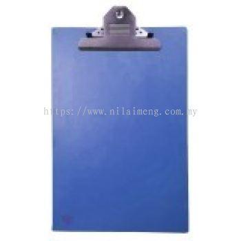 CBE 1496 PVC Jumbo-Clip Board (FC)