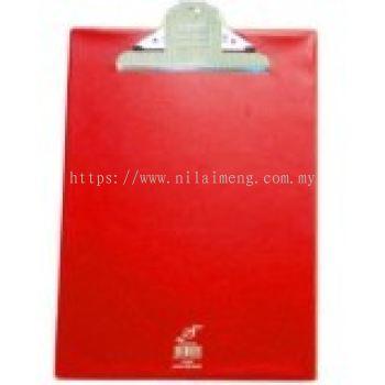 EAST FILE PVC JUMBO CLIP A4 2496F