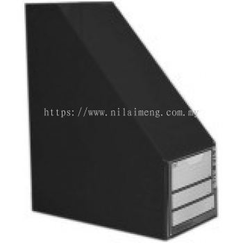CBE 06813 5 PVC Box File (A4)