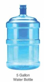 WATER 5 GALLON