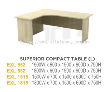 EX SUPERION COMPACT TABLE(L)