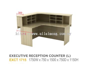 EX EXCUTIVE RECEPTION COUNTER(L)