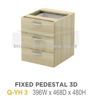 Q-YH 2 FIXED PEDESTAL 1D1F
