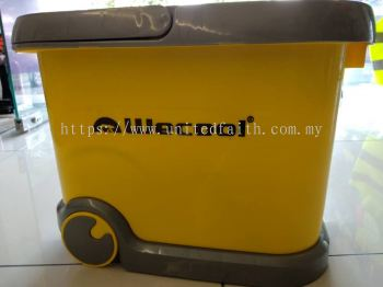 WECOOL WATER PUMP c/w Container and Car Adaptor