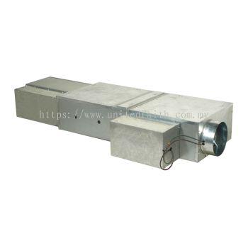 AXIS™ Access Floor Terminal, Underflow Series 45U 280 to 1,200 Nominal Cfm