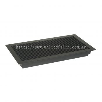 AXIS™ Rectangular Floor Grille 35BF-CT 50 to 325 Nominal Cfm