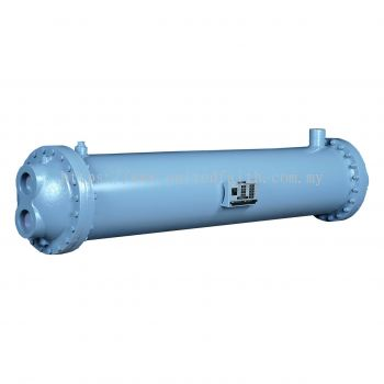 Carlyle Water-Cooled Condenser P701 5 to 400 Nominal Tons 17 to 1,400 Nominal kW