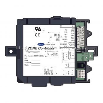 ComfortID™ Fan Coil Controller 33ZCFANCOL Product Integrated Controller