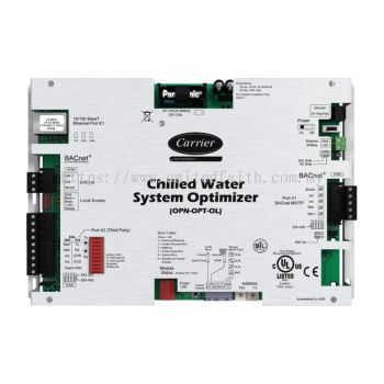 Carrier® ChillerVu™ Chilled Water System Optimizer OPN-OPT-OL