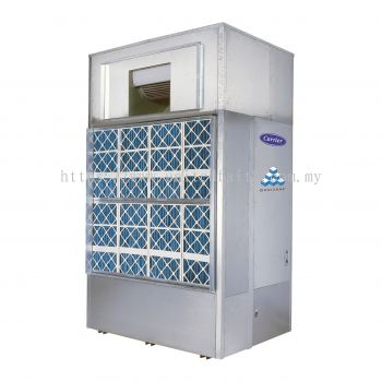 Omnizone™ Constant Volume Modular Water-Cooled Cooling Unit 50BVT Indoor Self-Contained Unit 30 to 60 Nominal Tons
