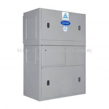 Omnizone™ Constant Volume Water-Cooled Cooling Unit 50XCW Indoor Self-Contained Unit with Puron® (R-410A) Refrigerant 5 to 20 Nominal Tons