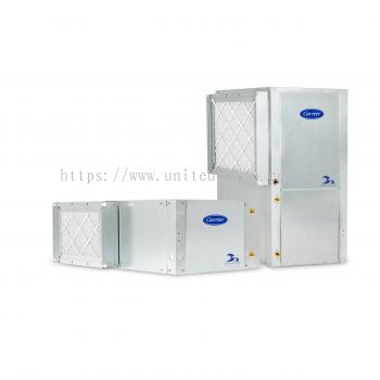 Aquazone™ Constant Volume Water-Cooled Vertical Water Source Heat Pump 50PCV with Puron® Refrigerant (R-410a) 1:2 to 6 Nominal Tons