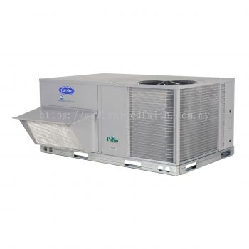 WeatherMaster® High-Efficiency Single-Packaged Rooftop Units 48HC Gas Heating : Electric Cooling with Puron® (R-410A) Refrigerant 3 to 25 Nominal Tons