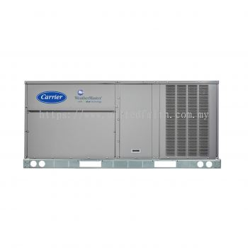 WeatherMaster® High-Efficiency Single-Packaged Rooftop Units with EcoBlue™ Technology 50GC Electric Heat : Electric Cooling & Cooling Only 3 to 5 Nominal Tons