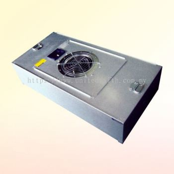 Fan Filter  -Unit Frame available in Galvanised Steel : Aluminium : Stainless Steel. Fitted with AC or EC motor. Filters can be Hepa or Ulpa.