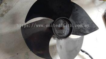 Fan Blade for Outdoor Fan Motor