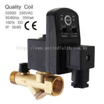 Electric Timed Air Compressor